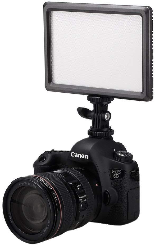 Luz de cámara de fotos