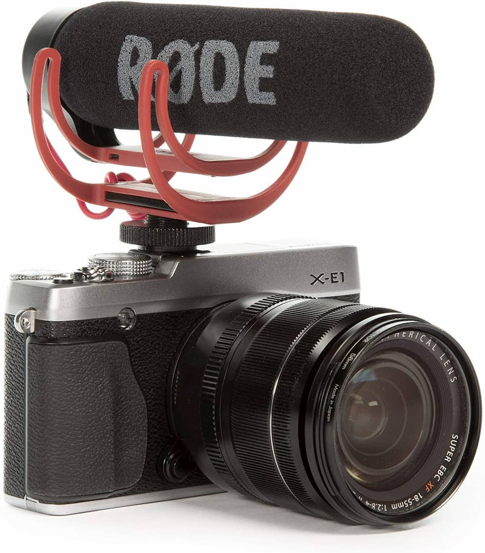 Micrófono RODE para fotógrafos