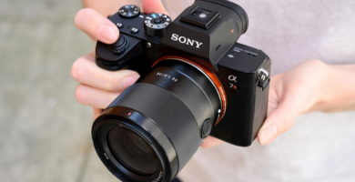 Objetivo Sony FE 35MM