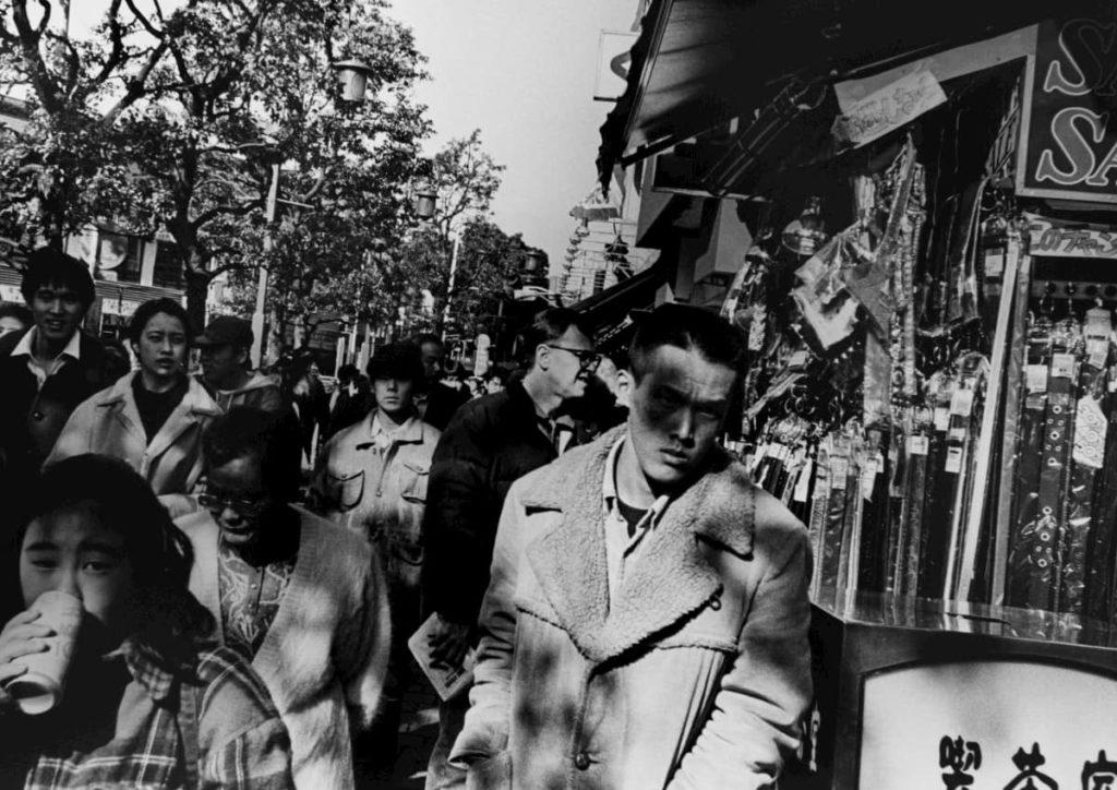 Daido Moriyama y la fotografía espontánea